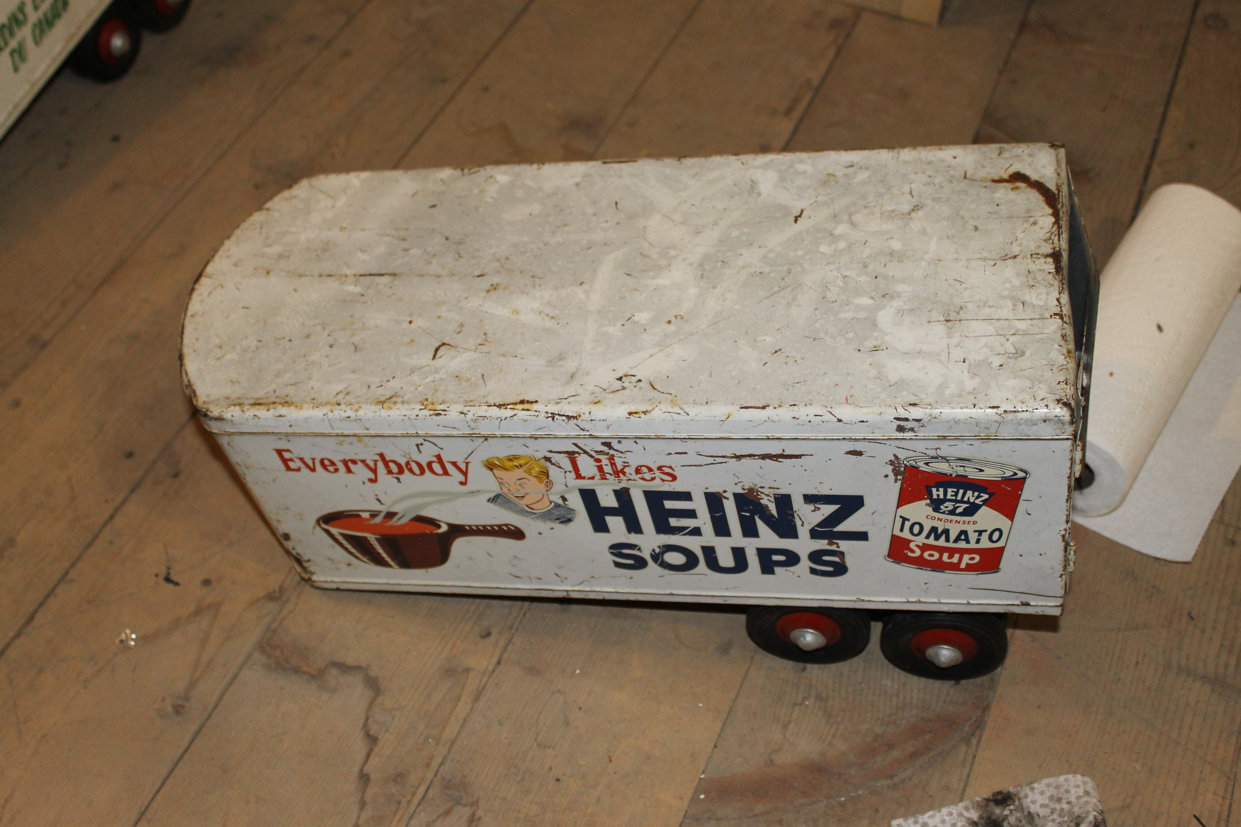 "Selling ""The Heinz Collection"" of the late Dennis Jackson of Leamington plus items from the Estate of the late Alice McBlane and Frank Hack, both of Windsor. Image"